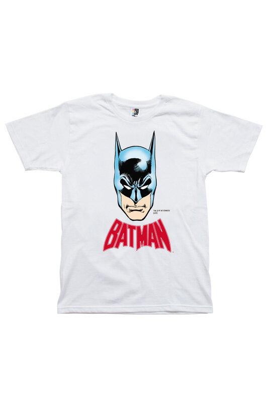 MLE DC COMIC シリーズ Tシャツ(バットマン イラスト)