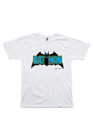 MLE DC COMIC シリーズ Tシャツ(バットマン ロゴ)