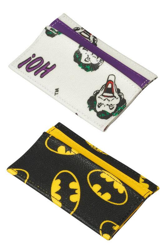 MLE DC COMICS シリーズ パスケース(バットマン / ジョーカー)