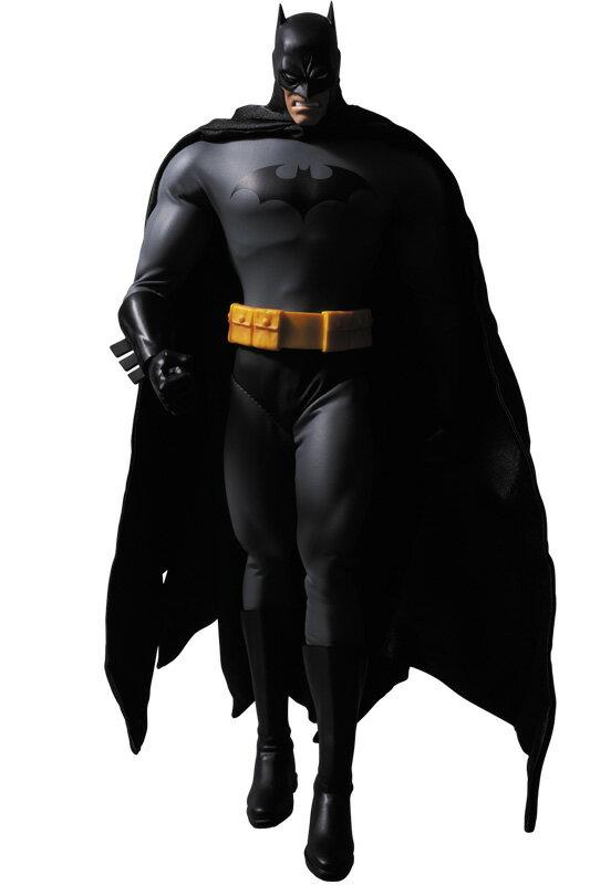 RAH BATMAN(HUSH Ver.)- BLACK