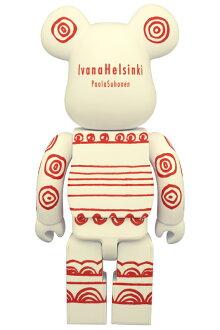 BE@RBRICKIvanaHelsinki400%【2015年6月発売・発送予定】