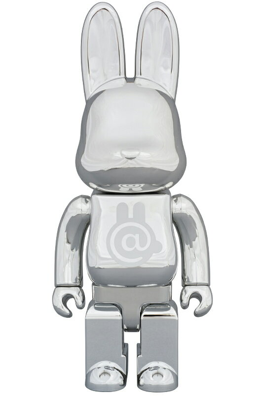 R@BBRICK CHROME SILVER 400%