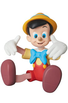 UDFDisneyシリーズ6ピノキオ《2017年9月発売予定》