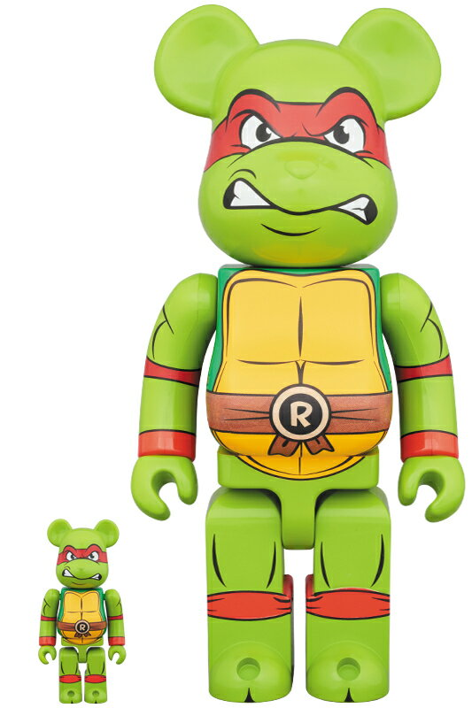 BE@RBRICK Raphael 100% & 400%