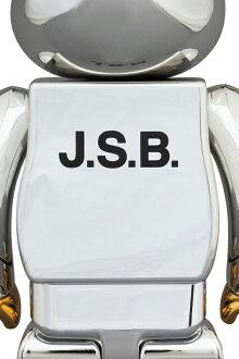 BE@RBRICK×J.S.B.1000%