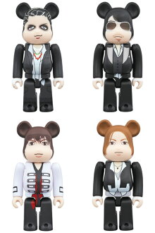 L'Arc-en-Ciel×BE@RBRICK4PCSSPECIALEDITIONBOX