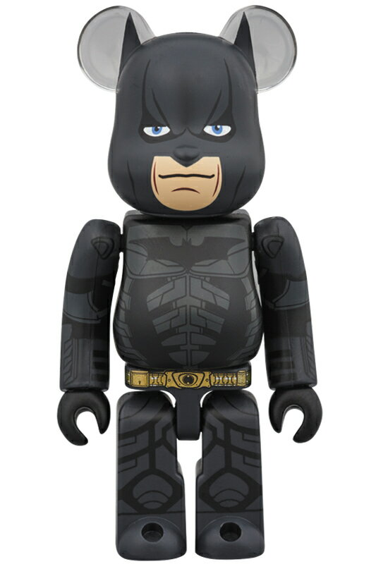 BE@RBRICK BATMAN (THE DARK KNIGHT Ver.) 100%