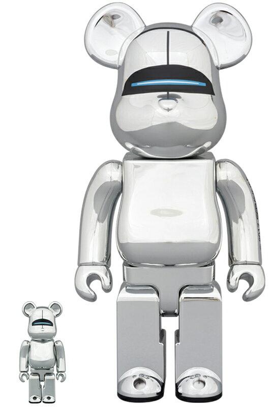 SORAYAMA SEXY ROBOT BE@RBRICK 100% & 400%《2018年1月上旬発送予定》