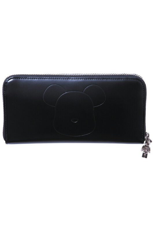 BE@RBRICK × PORTER Leather Collaboration Series LONG WALLET