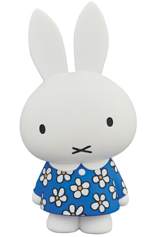 UDF ディック・ブルーナ(シリーズ2) 花柄のワンピースを着たミッフィー《2018年8月発売予定》