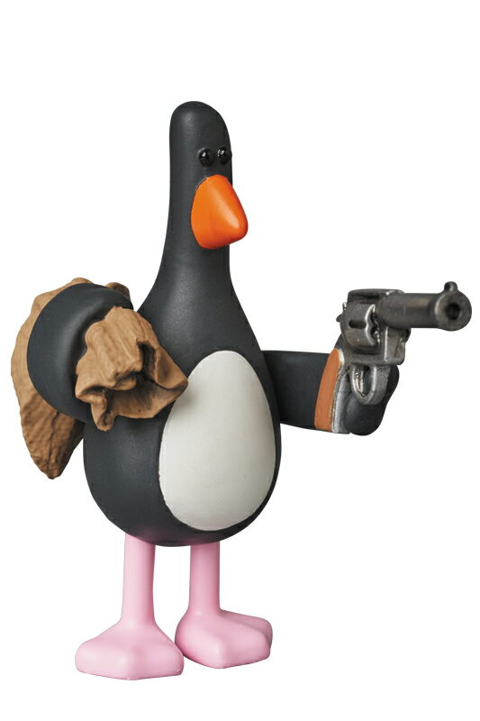UDF Aardman Animations #1 FEATHERS McGRAW《2018年6月発売予定》