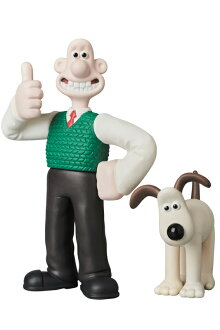 UDFAardmanAnimations#1WALLACE&GROMIT《2018年6月発売予定》