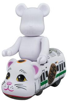 BE@RBRICKTRAIN達磨(だるま)/招き猫(まねきねこ)