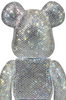 CRYSTALDECORATEBE@RBRICK400%《2018年8月発送予定》