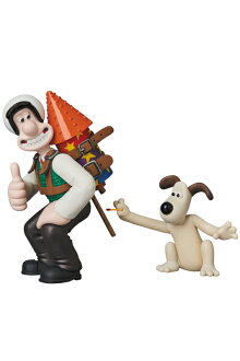 UDFAardmanAnimations#2WALLACE&GROMIT《2018年8月発売予定》