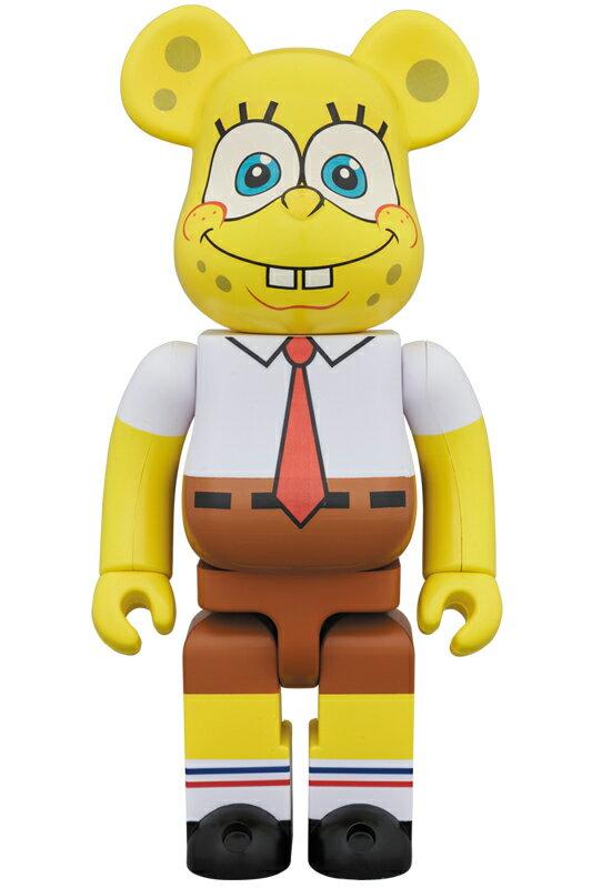 BE@RBRICK SpongeBob 1000%《2018年10月発売・発送予定》