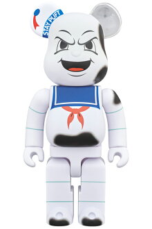 "BE@RBRICKSTAYPUFTMARSHMALLOWMAN""ANGERFACE""400%《2018年10月発売・発送予定》"