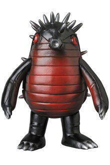 Black Echidna (Child) (from Android Kikaider)《Planned to be shipped in late December 2018》