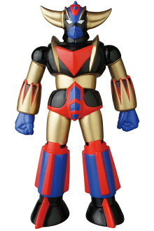 UFO Robot Grendizer (Gold color Ver.)《Planned to be shipped in late December 2018》