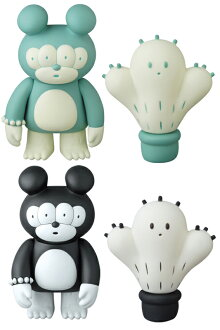 TOY Matthew(Green) & TOY Morris(Green)/ TOY Matthew(Ver.1.0) & TOY Morris(Ver.1.0)《Planned to be shipped in late September 2019》