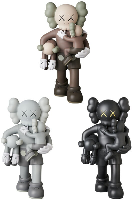 KAWS CLEAN SLATE BROWN/GREY/BLACK※キャンセル不可