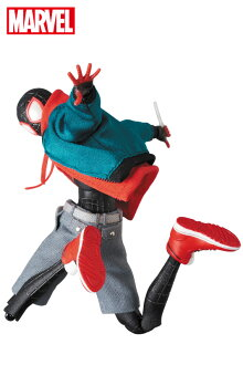 MAFEXSPIDER-MAN(MilesMorales)](『SPIDER-MAN:INTOTHESPIDER-VERS』版)《2020年5月発売予定》