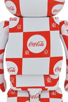 BE@RBRICKatmos×Coca-Cola1000%東京