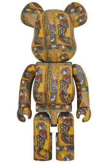 BE@RBRICK「VanGoghMuseum」Courtesan(afterEisen)1000%