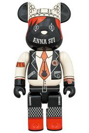 BE@RBRICK ANNA SUI RED & BEIGE 400%《2020年12月発売・発送予定》