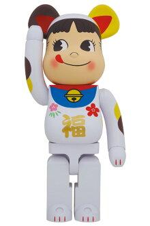 BE@RBRICK招き猫ペコちゃん福1000%