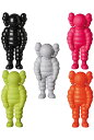 KAWS WHAT PARTY WHITE/BLACK/PINK/YELLOW/ORANGE※キャンセル不可