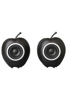 GILAPPLESPEAKERBLACK