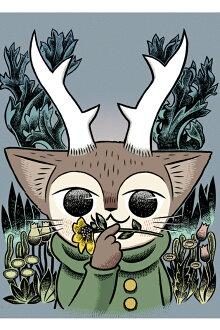 MORRIS〜つのがはえた猫の冒険〜(1)ウルトラディテールフィギュア付き限定版《2022年3月下旬発売・発送予定》