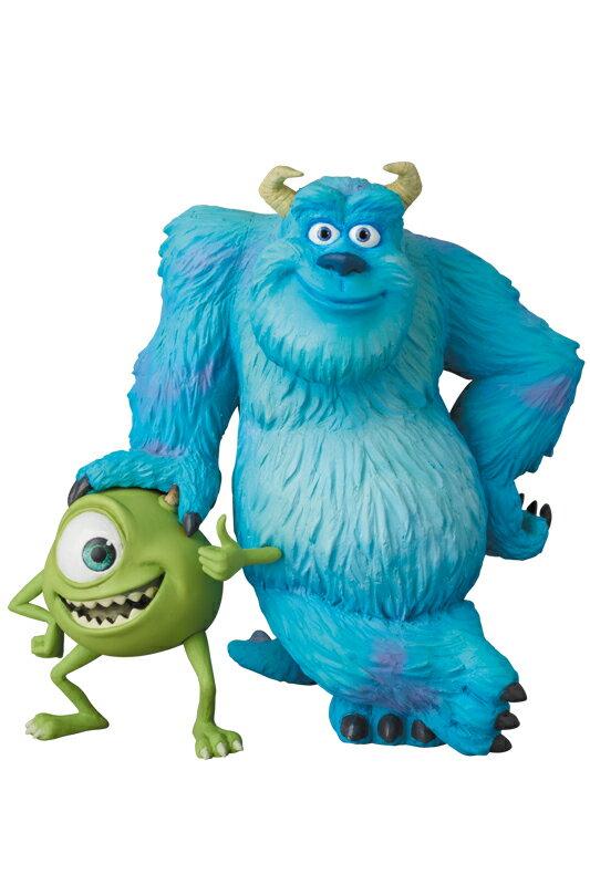 UDF Pixar サリー&マイク