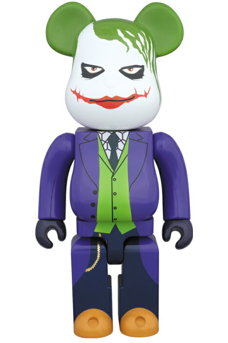 BE@RBRICK THE JOKER 1000% (THE DARK KNIGHT版)