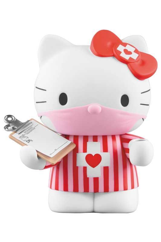 DR.ROMANELLI HELLO KITTY(ハローキティ)- CANDYSTRIPE -