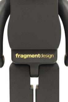 ベアブリック1000%fragmentdesign