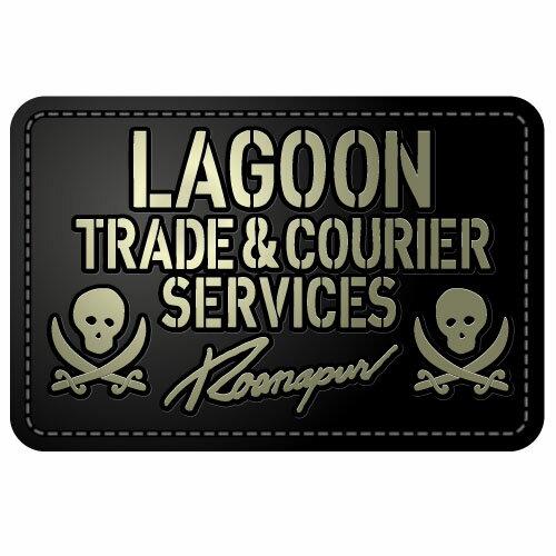 コスパ ブラックラグーン ラグーン商会PVCパッチ
