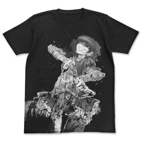 【送料無料対象商品】コスパ ブラックラグーン ソーヤーTシャツ BLACK 【ネコポス/DM便対応】