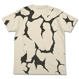 【送料無料対象商品】コスパ ウルトラセブン エレキング模様 Tシャツ NATURAL【ネコポス/ゆうパケット対応】