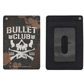【ネコポス/ゆうパケット対応】コスパ 新日本プロレスリング BULLET CLUBフルカラーパスケース