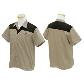 【送料無料対象商品】コスパ 機動戦士ガンダム 連邦兵 デザインワークシャツ