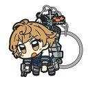 【ネコポス/DM便対応】コスパ 艦隊これくしょん -艦これ- 朧改つままれキーホルダー