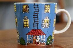 【2015年限定】アラビアムーミンマグムーミンハウス70周年記念マグカップ/ARABIAMoominMoominhouse