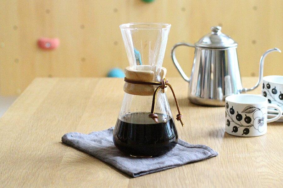 ケメックス マシンメイド・コーヒーメーカー 3カップ用 / Chemex