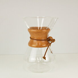 ケメックス マシンメイド・コーヒーメーカー 6カップ用 / Chemex