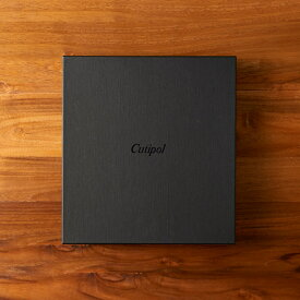クチポール 6PCSギフトボックス ブラック