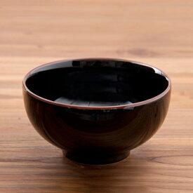 白山陶器 どんぶり 5寸深めん丼 天目 / HAKUSAN