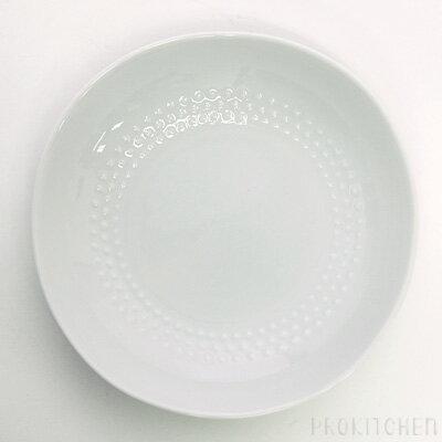 白山陶器 シェル 取皿 F 白磁 / HAKUSAN