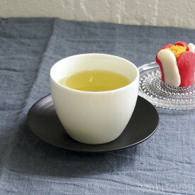 白山陶器 ティー土瓶 湯のみ猪口 白磁 / HAKUSAN